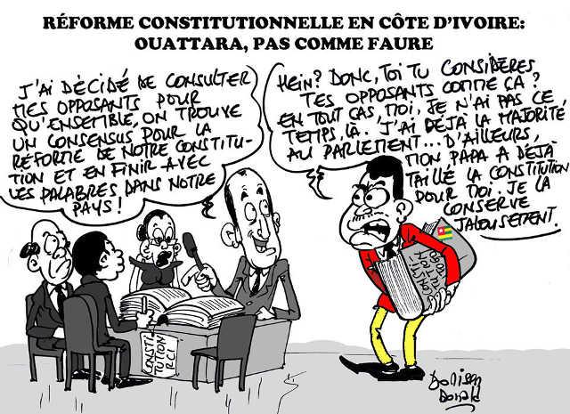 Processus de réformes en Côte d'Ivoire vs au Togo